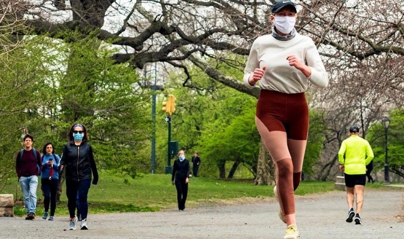 Spor yaparken maske takmak gerekli mi?