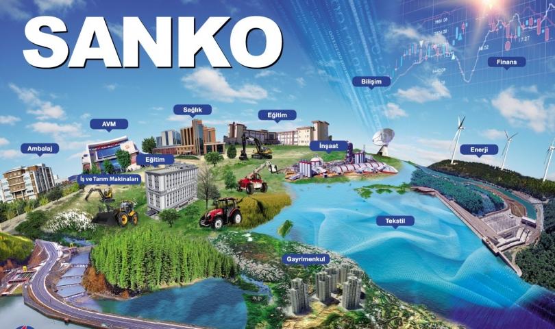 Sanko dış ticaret, doğu ve güneydoğu anadolu bölgelerinin ihracat lideri