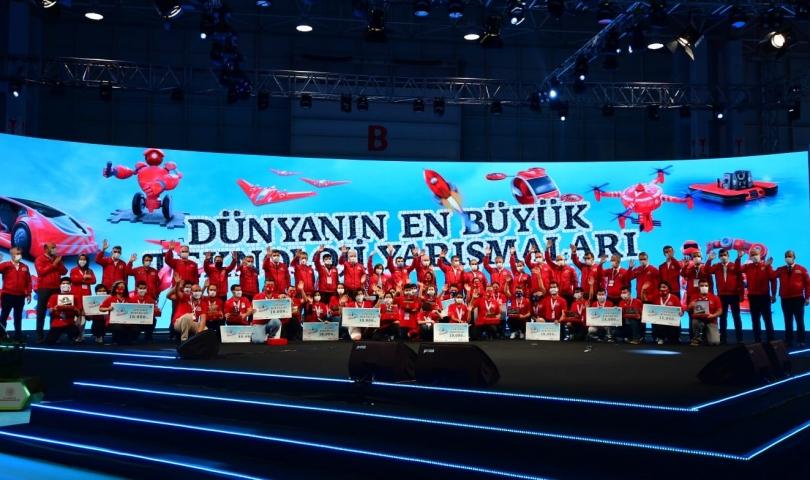 TEKNOFEST 2020 Üçüncü Yılını da Gaziantep'te Başarıyla Tamamladı!